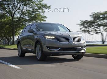 Fordimagescom 2017 Lincoln Mkx Posters And Framed Art Prints